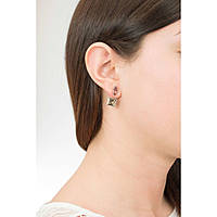 boucles d'oreille femme bijoux Brosway Affinity BFF47