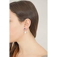 boucles d'oreille femme bijoux Brosway Affinity BFF49