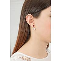 boucles d'oreille femme bijoux Brosway Affinity BFF51