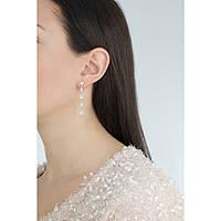 boucles d'oreille femme bijoux Brosway Affinity BFF57
