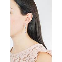 boucles d'oreille femme bijoux Brosway Affinity BFF58