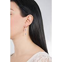 boucles d'oreille femme bijoux Brosway Affinity BFF59