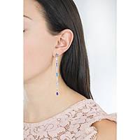 boucles d'oreille femme bijoux Brosway Affinity BFF61