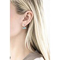 boucles d'oreille femme bijoux Brosway COLORI G9CL23