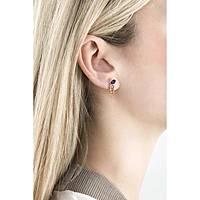boucles d'oreille femme bijoux Brosway COLORI G9CL25