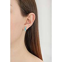 boucles d'oreille femme bijoux Brosway COLORI G9CL26