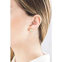 boucles d'oreille femme bijoux Brosway E-Tring BRT23