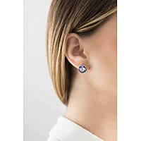 boucles d'oreille femme bijoux Brosway E-Tring BRT25