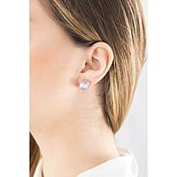 boucles d'oreille femme bijoux Brosway E-Tring BRT26