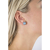 boucles d'oreille femme bijoux Brosway E-Tring BRT32