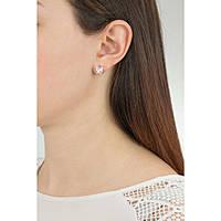 boucles d'oreille femme bijoux Brosway E-Tring BRT36