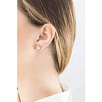 boucles d'oreille femme bijoux Brosway Epsilon BEO21