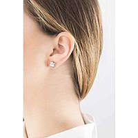 boucles d'oreille femme bijoux Brosway Epsilon BEO21