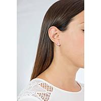 boucles d'oreille femme bijoux Brosway Icons G9IS24