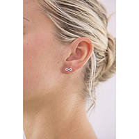 boucles d'oreille femme bijoux Brosway Icons G9IS25