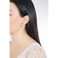 boucles d'oreille femme bijoux Brosway Ikebana BKE23