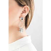 boucles d'oreille femme bijoux Brosway Jardin BJR21