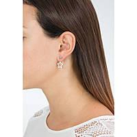 boucles d'oreille femme bijoux Brosway Musa G9MU24