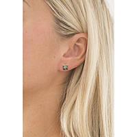 boucles d'oreille femme bijoux Brosway Polar BPL23