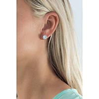 boucles d'oreille femme bijoux Brosway Princess G9PN22