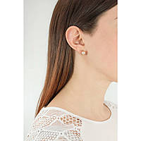 boucles d'oreille femme bijoux Brosway Riflessi BRF21