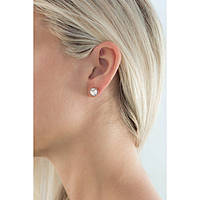 boucles d'oreille femme bijoux Brosway Riflessi BRF22