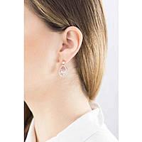 boucles d'oreille femme bijoux Brosway Tear BTX23