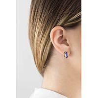 boucles d'oreille femme bijoux Brosway Tres Jolie BTJE03