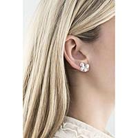 boucles d'oreille femme bijoux Comete Farfalle ORA 105