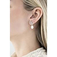 boucles d'oreille femme bijoux Comete Farfalle ORA 107