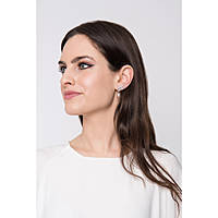 boucles d'oreille femme bijoux Comete Farfalle ORA 125