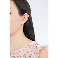 boucles d'oreille femme bijoux Comete Love Tag ORA 122