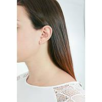 boucles d'oreille femme bijoux Comete Perla ORP 147 B