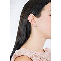 boucles d'oreille femme bijoux Emporio Armani EG3053040