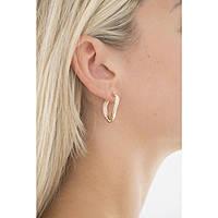 boucles d'oreille femme bijoux Fossil Fall 14 JF01299791