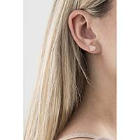 boucles d'oreille femme bijoux Fossil Spring 14 JF01151791
