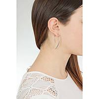 boucles d'oreille femme bijoux Fossil Spring 15 JF01702040