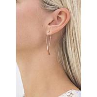 boucles d'oreille femme bijoux Fossil Spring 15 JF01703791
