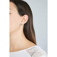 boucles d'oreille femme bijoux Fossil Vintage Glitz JF02310040