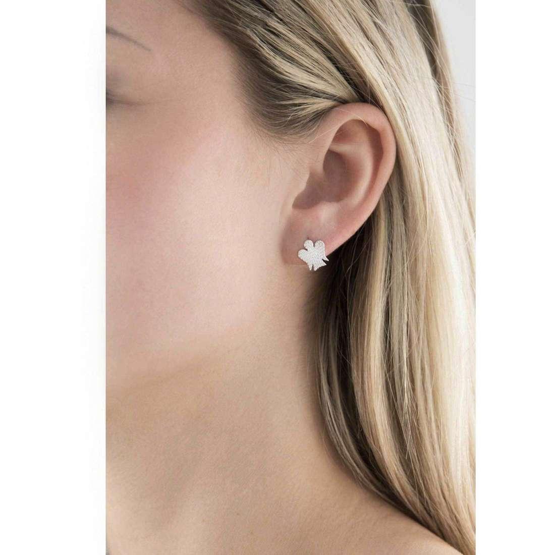 Giannotti boucles d'oreille femme GIA286 indosso