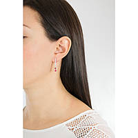 boucles d'oreille femme bijoux GioiaPura 40958-06-00