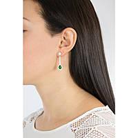 boucles d'oreille femme bijoux GioiaPura 40964-04-00