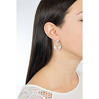 boucles d'oreille femme bijoux GioiaPura 45619-01-00
