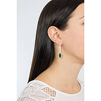 boucles d'oreille femme bijoux GioiaPura 49077-04-00