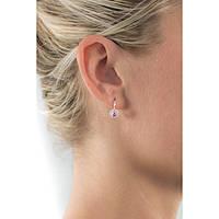 boucles d'oreille femme bijoux GioiaPura GPSRSOR1548-RS