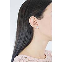 boucles d'oreille femme bijoux GioiaPura GYOARW0226-S