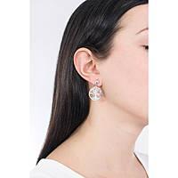 boucles d'oreille femme bijoux GioiaPura GYOARW0246-S