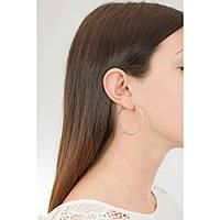 boucles d'oreille femme bijoux GioiaPura WOC00136ES