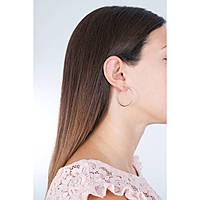 boucles d'oreille femme bijoux GioiaPura WOC00246ES