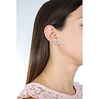 boucles d'oreille femme bijoux GioiaPura WOM01205ALL